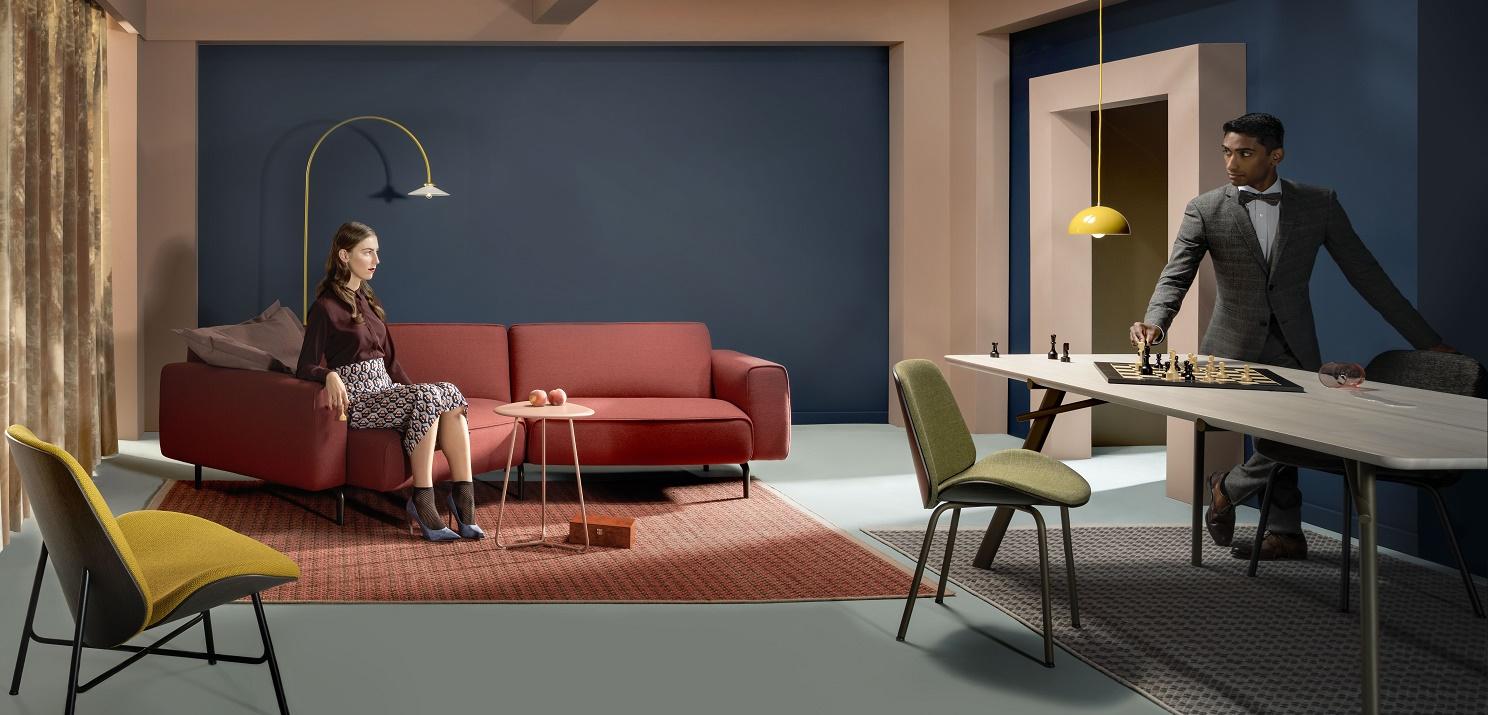 Banken stoelen fauteuils en tafels stelling wonen for Banken winkel