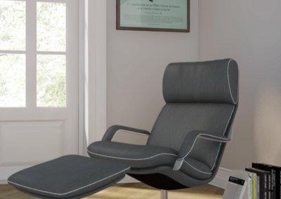Berg Nasa fauteuil