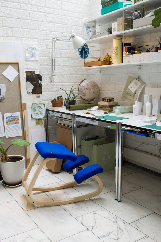 Stokke Balans Bureaustoel.Variable Balans Stoel Van Varier Furniture Bij Stelling Wonen